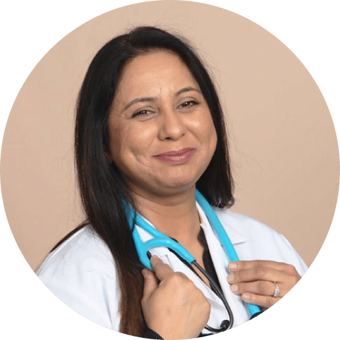 Dr. Khan, local pediatrician in Bolingbrook, Illinois