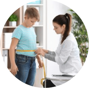 Weight management pediatric dietitian in Bolingbrook IL