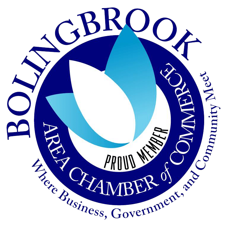 Bolingbrook Chamber Of Commerce Proud Member