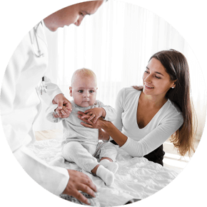 Newborn pediatric care clinic in Bolingbrook IL