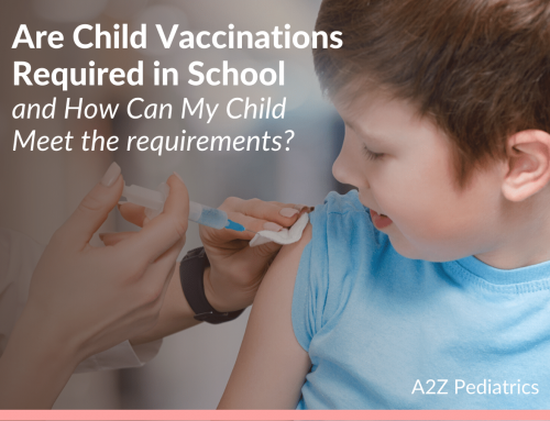Are Child Vaccinations Required in School and How Can My Child Meet the requirements?