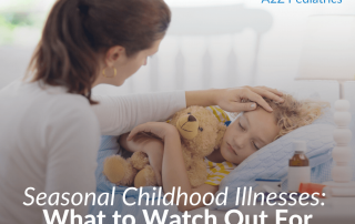 Seasonal Childhood Illnesses: What to Watch Out For