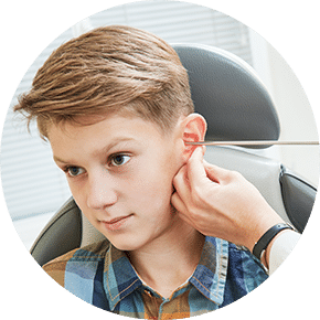 Abdomen, Ear, Nose And Throat Examination