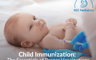 Child Immunization The Essentials of Proper Vaccinations