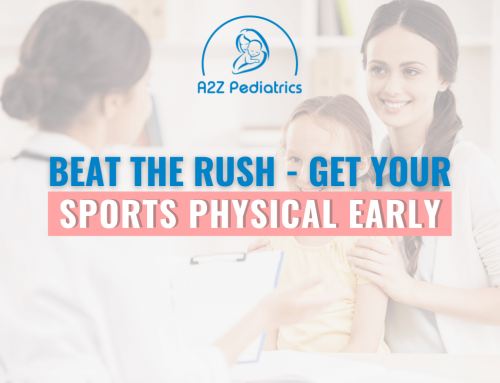 Beat the Rush – Get Your Sports Physical Early