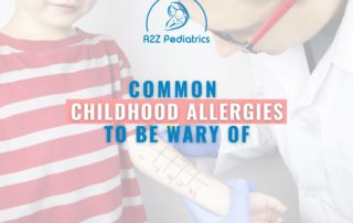 Common Childhood Allergies to be Wary Of